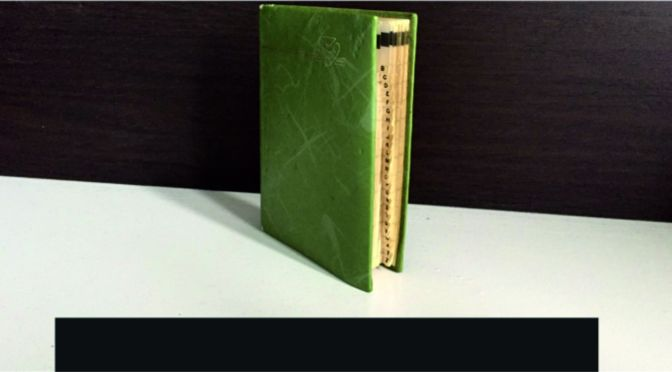 't Groene boekje