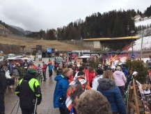 Apres ski regen