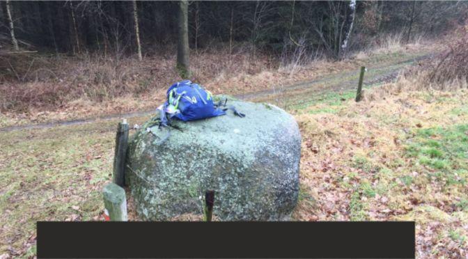 Pieterpad dag 5. Rolde-Schoonloo: Letterlijk een hoogtepunt!