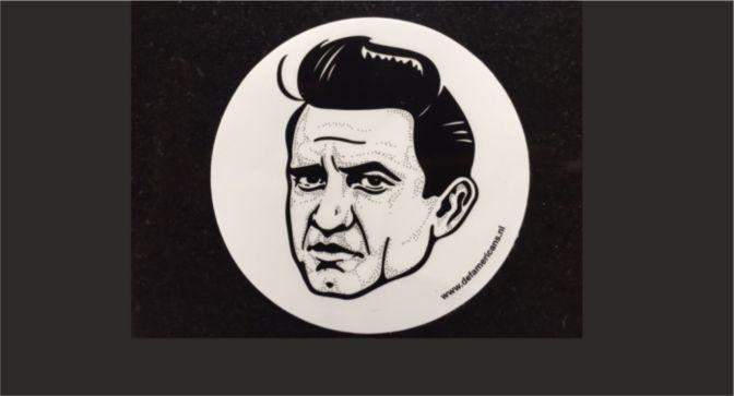 Fantastische Johnny Cash Tribute door de Def Americans
