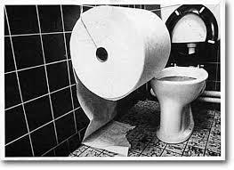veel wc papier